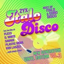 Vinyl V/A - ZYX ITALO DISCO NEW GENERATION