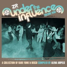 Vinyl V/A - UNDER THE INFLUENCE VOL.9