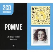 CD POMME - LES FAILLES CACHEES / A PEU PRES