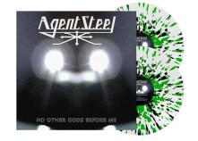 Vinyl AGENT STEEL - NO OTHER GODZ BEFORE ME