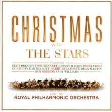 CD V/A - CHRISTMAS WITH THE STARS AND THE ROYAL PHILHARMONIC ORCHESTRA