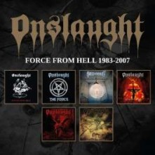 CD FORCE FROM HELL 1983-2007