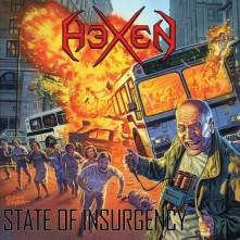 CD HEXEN - STATE OF INSURGENCY
