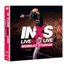 Blu-ray LIVE BABY LIVE/2CD