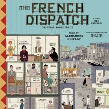CD FRENCH DISPATCH