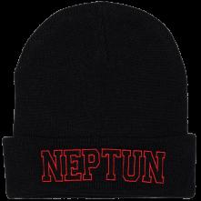 Čapica Neptun, Unisex, Čierna, Univerzálna