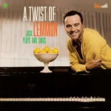 Vinyl LEMMON, JACK - A TWIST OF LEMON