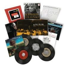 CD BERNSTEIN, LEONARD - Bernstein Conducts Stravinsky
