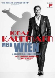 Blu-ray KAUFMANN, JONAS - Mein Wien