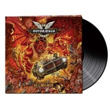 Vinyl MOTORJESUS - HELLBREAKER