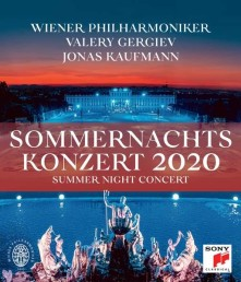 Blu-ray WIENER PHILHARMONIKER/VALERY GERGIEV - Sommernachtskonzert 2020 / Sum