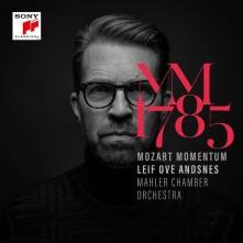 CD ANDSNES, LEIF OVE - Mozart Momentum - 1785