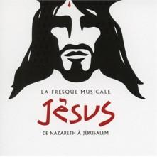 CD OBISPO, PASCAL - La fresque musicale Jésus, de