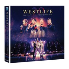 DVD THE TWENTY TOUR - LIVE/CD