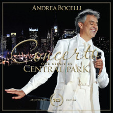 CD Concerto: One Night In Central Park (10th Anniversary)