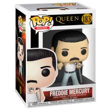 Figúrka Funko Rocks Pop - Freddie Mercury Radio Gaga