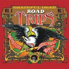 CD ROAD TRIPS VOL.4 NO.5 - BOSTON MUSIC HALL 6/9/76