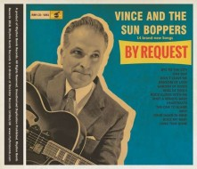 CD VINCE & THE SUNBOPPERS - BY REQUEST