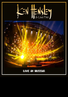 CD HENSLEY, KEN -LIVE FIRE- - LIVE IN RUSSIA