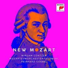 CD GOEBEL, REINHARD & MOZART - New Mozart