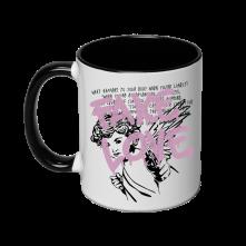 Hrnček Fake Love Pink Edition