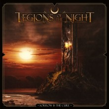 CD LEGIONS OF THE NIGHT - SORROW IS THE CURE