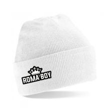 Čapica Roma Boy, Unisex, Biela, Univerzálna