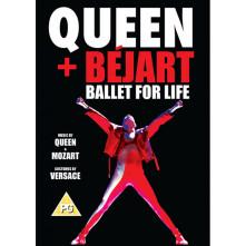 Blu-ray QUEEN/MAURICE BEJART - BALLET FOR LIFE/DELUXE