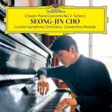 CD CHO SEONG-JIN - KONC.PRO KLAVIR 2/SCHERZI