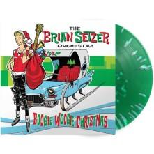 Vinyl SETZER, BRIAN -ORCHESTRA- - BOOGIE WOOGIE CHRISTMAS