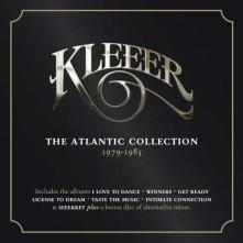CD KLEEER - ATLANTIC COLLECTION 1979-1985