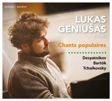 CD GENIUSAS, LUKAS - CHANTS POPULAIRES