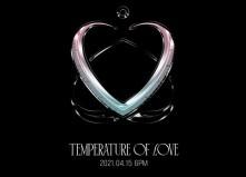 CD YOON, JI SUNG - TEMPERATURE OF LOVE