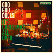 CD GOO GOO DOLLS, THE - IT'S CHRISTMAS ALL OVER