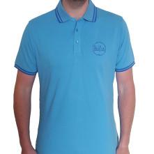 Polokošela Drum Logo, Unisex, Modrá, L