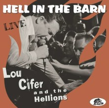 Vinyl CIFER, LOU & THE HELLIONS - HELL IN THE BARN:LIVE