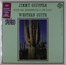 Vinyl GIUFFRE, JIMMY - WESTERN SUITE