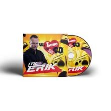 CD We love the 90's - MC Erik