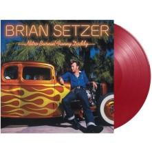 Vinyl SETZER, BRIAN - NITRO BURNIN' FUNNY DADDY