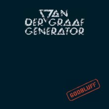 CD VAN DER GRAAF GENERATOR - GODBLUFF