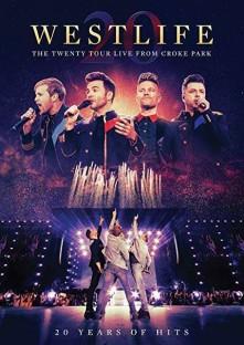 DVD THE TWENTY TOUR - LIVE...
