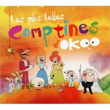 CD V/A - Les plus belles comptines d'Ok