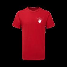 Tričko Navždy, Muž, Červená,