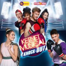 CD CAST VAN MUSICAL KNOCK OU - KETNET MUSICAL KNOCK OUT
