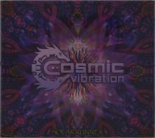 CD COSMIC VIBRATION - SOLAR RUNNER