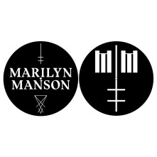 Podložka pod vinyl Logo/Cross