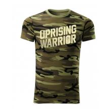 Tričko Warrior, Muž, Zelená,