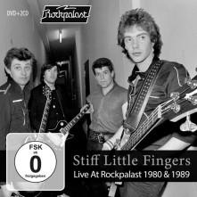 CD LIVE AT ROCKPALAST 1980 & 1989