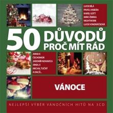 CD 50 DŮVODŮ PROČ MÍT RÁD VÁNOCE