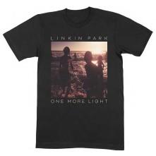 Tričko One More Light, Unisex, Čierna, L
